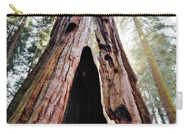 Giant Forest Giant Sequoia Carry-all Pouch