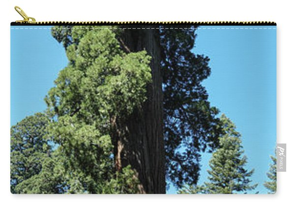 Giant Sequoia, Sequoia Np, Ca Carry-all Pouch