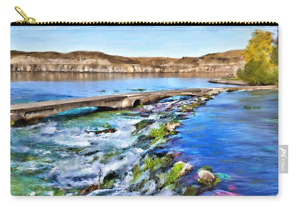 Giant Springs 3 Carry-all Pouch