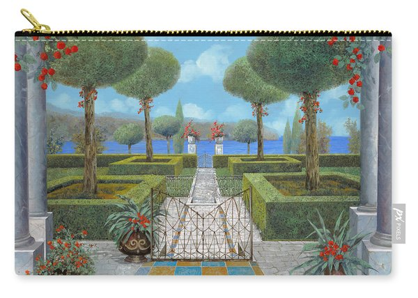 Giardino Italiano Carry-all Pouch