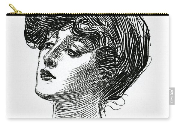 Gibson Girl 1902 Carry-all Pouch
