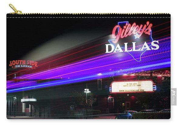 Gilley's Dallas Night Club Carry-all Pouch