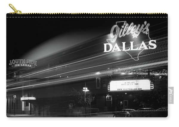 Gilley's Motion Bw Carry-all Pouch