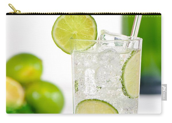 Gin And Tonic Drink Carry-all Pouch