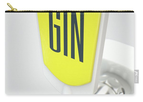Gin Draught Spigot Carry-all Pouch