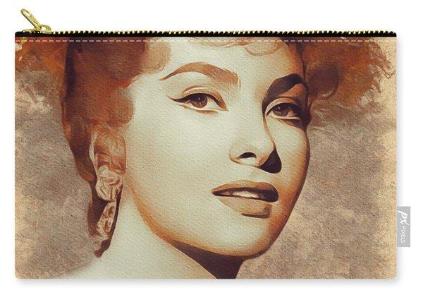 Gina Lollobrigida, Hollywood Legend Carry-all Pouch