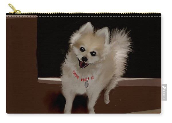 Ginger Ll Carry-all Pouch