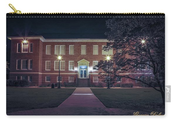 Girard Hall At Night Carry-all Pouch