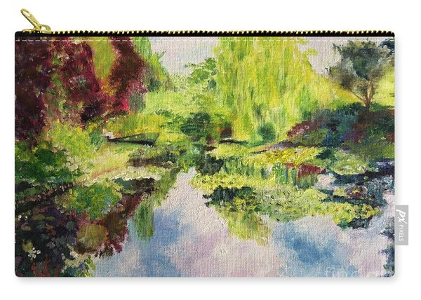 Giverney Carry-all Pouch