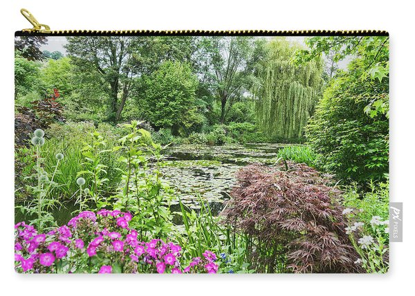 Giverny 1 Carry-all Pouch