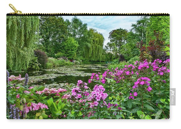Giverny 10 Carry-all Pouch