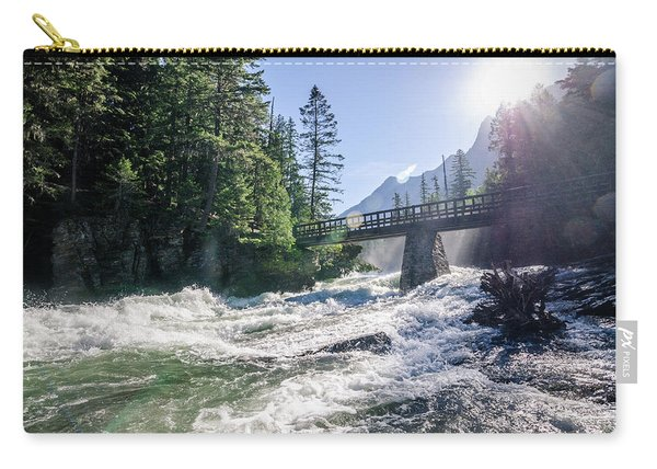 Glacier National Park Beauty Carry-all Pouch