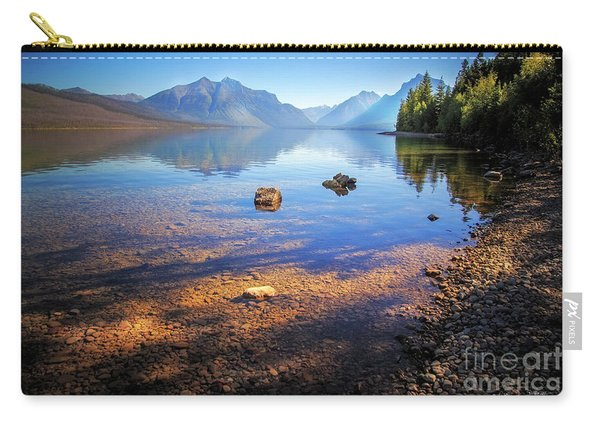 Glacier National Park View Carry-all Pouch
