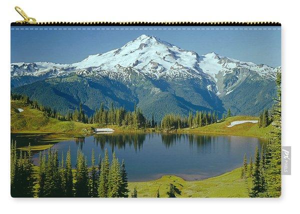 1m4422-glacier Peak, Wa  Carry-all Pouch