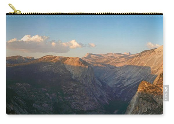Glacier Point Panorama Carry-all Pouch