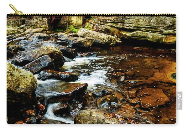 Glade Creek Grist Mill Fall  Carry-all Pouch