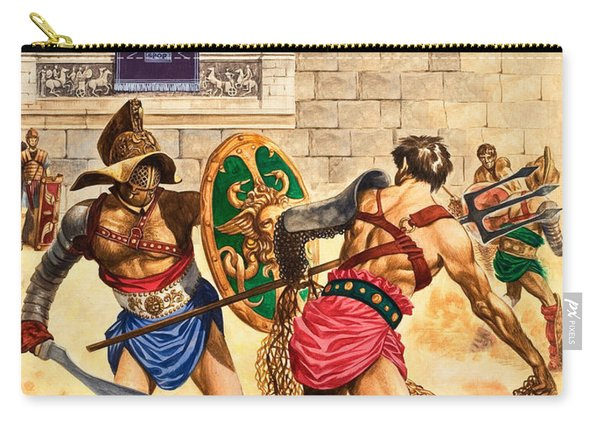 Gladiators Carry-all Pouch