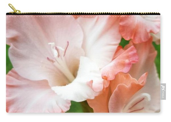 Gladiolus Ruffles  Carry-all Pouch