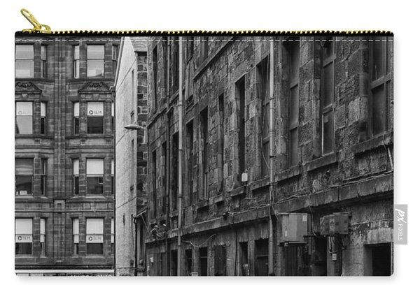 Glasgow Backstreet Monochromatic Carry-all Pouch