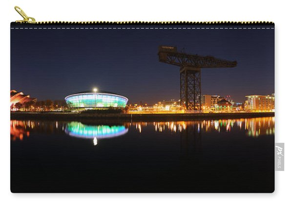 Glasgow Clyde Panorama Carry-all Pouch