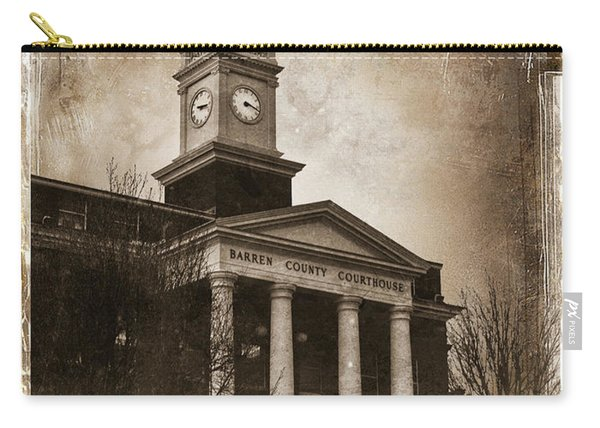 Glasgow Ky Courthouse Carry-all Pouch