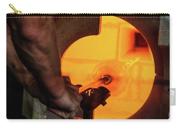 Glass Blower Carry-all Pouch
