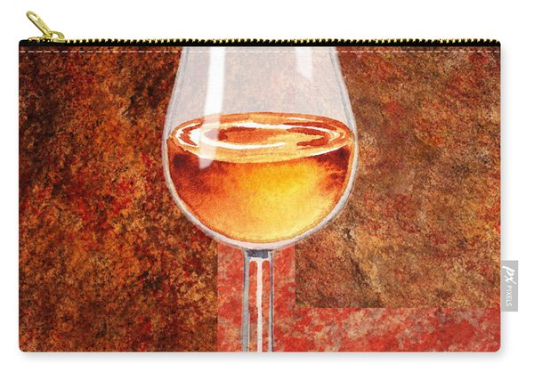 Glass Of Port Carry-all Pouch