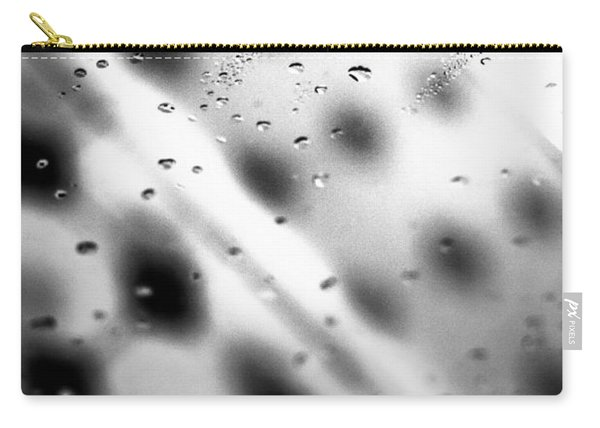 Glass Shower Room Door Carry-all Pouch