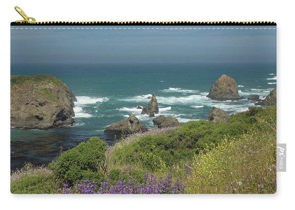 Gleason Beach Carry-all Pouch
