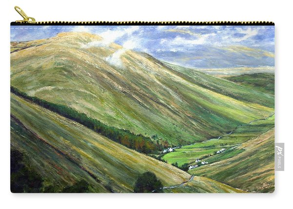 Glen Gesh Ireland Carry-all Pouch