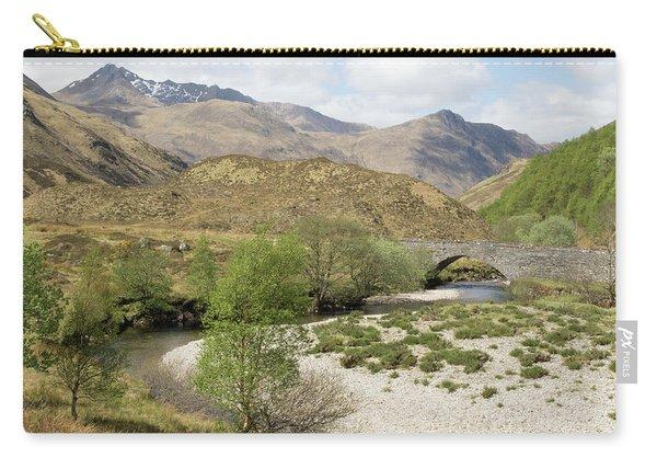 Glen Shiel - Scotland Carry-all Pouch