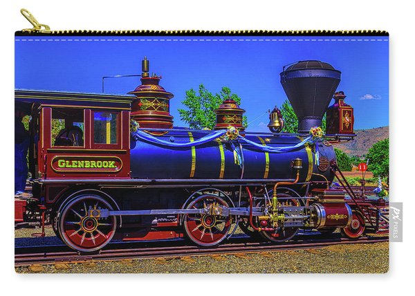 Glenbrook Train Carson City Carry-all Pouch