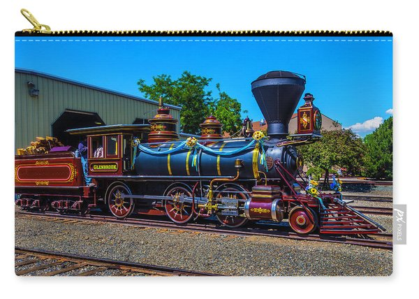 Glenbrook Train Carry-all Pouch