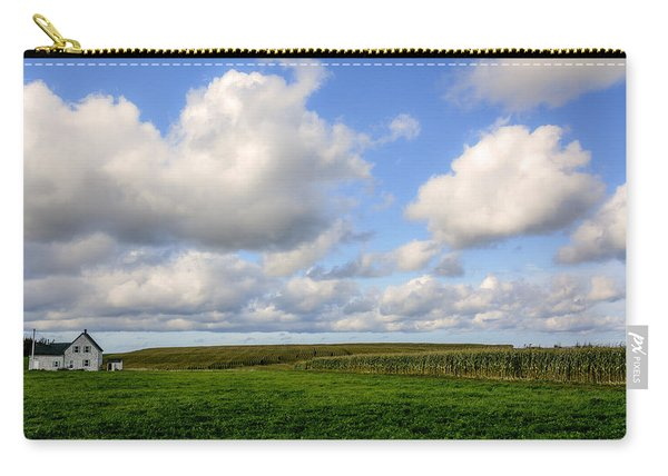 Alone In Mabou Ridge Carry-all Pouch