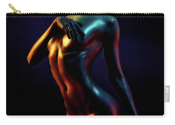 Glistening Sensuality Carry-all Pouch