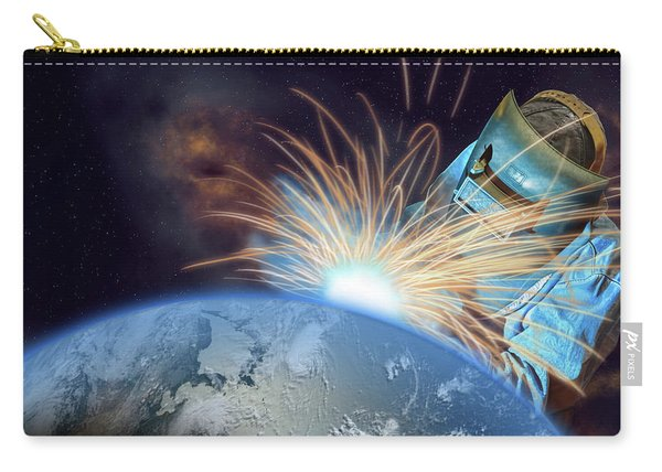 Global Meltdown Carry-all Pouch