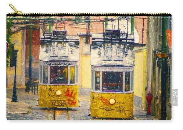 Gloria Funicular Lisbon II Carry-all Pouch