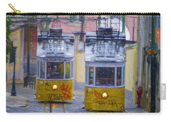 Gloria Funicular Lisbon Carry-all Pouch
