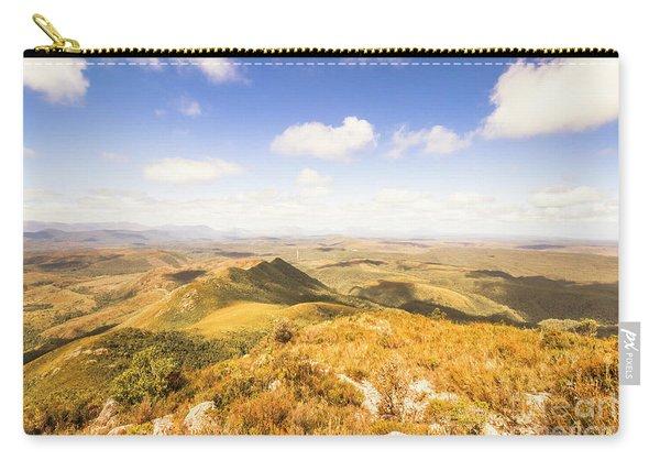 Glorious Tasmania Carry-all Pouch