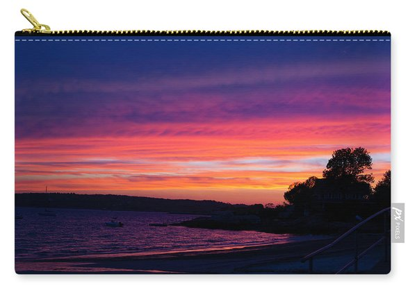 Gloucester Harbor Beach Carry-all Pouch