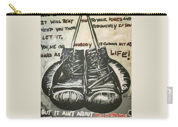 Gloves Of Life Carry-all Pouch