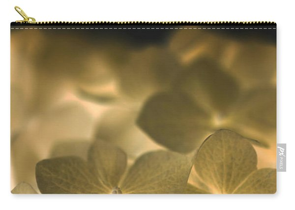 Glow Blossoms Carry-all Pouch