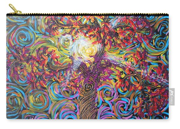Glow Of Love Carry-all Pouch