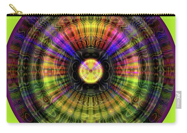 Glow Wheel Five Carry-all Pouch