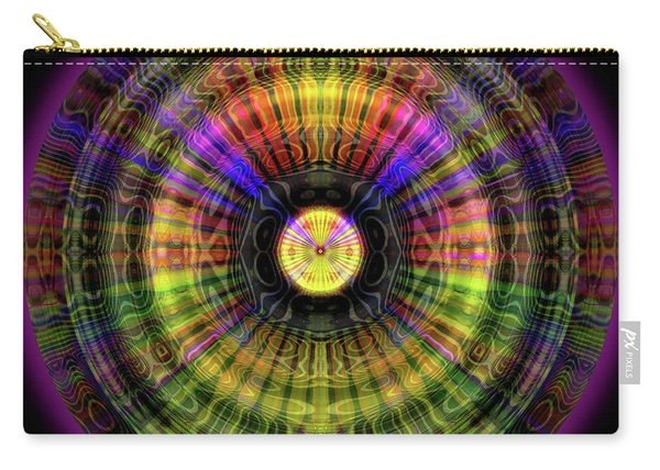 Glow Wheel Four Carry-all Pouch
