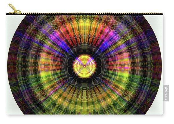 Glow Wheel Ten Carry-all Pouch