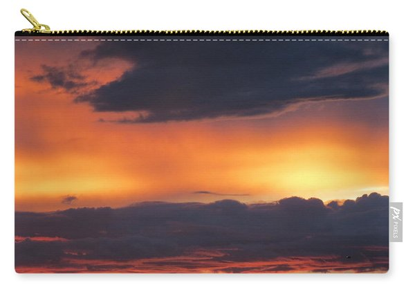 Glowing Clouds Carry-all Pouch