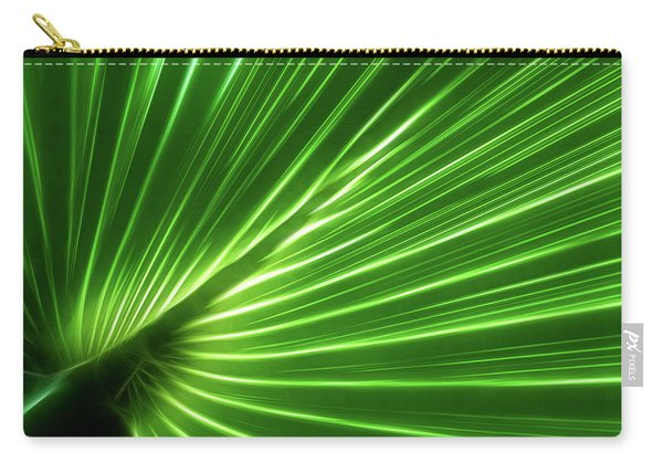 Glowing Palm Carry-all Pouch