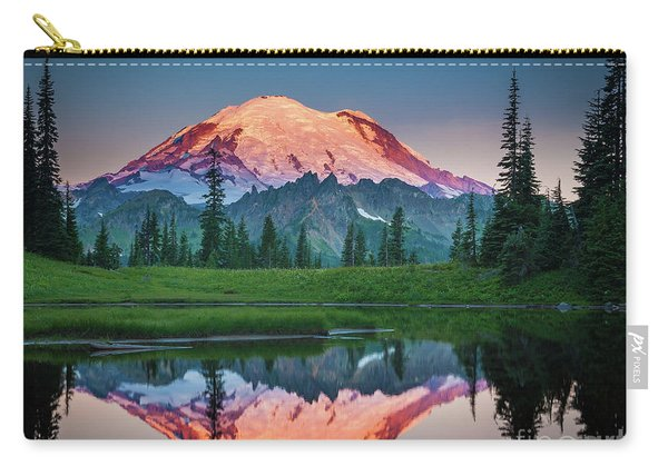 Glowing Peak - August Carry-all Pouch