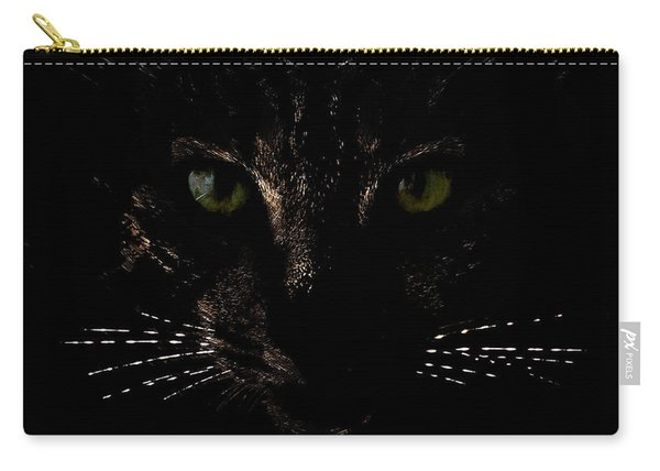 Glowing Whiskers Carry-all Pouch